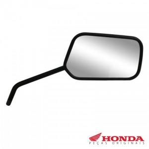 Par de Espelho Retrovisor Titan 150 Original Honda Moto