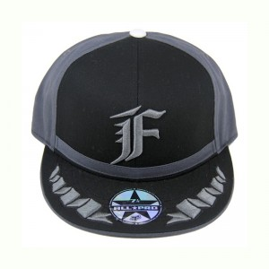 Boné Fox Racing Deputation All Pro Hat Snapback Frente