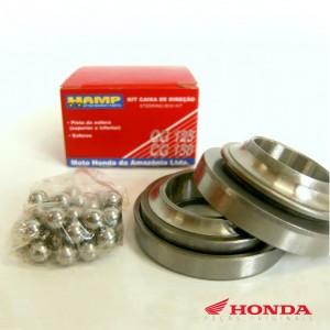 Kit Caixa de Direção CG 125/150 - Original Honda